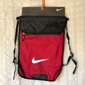 Nike running sports activity backpack New!